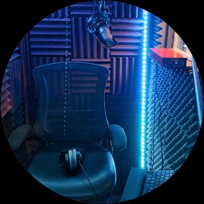 Amanda Berry VO Studio